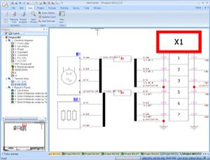 elecworks™ terminal drawings