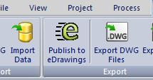 Publish to eDrawings from elecworks