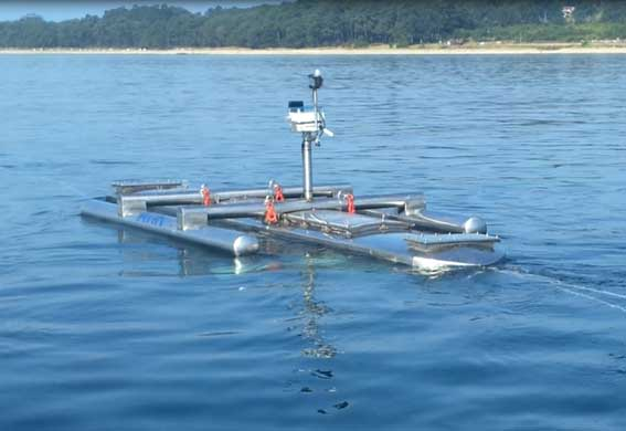 Floating Platform Magallanes Project