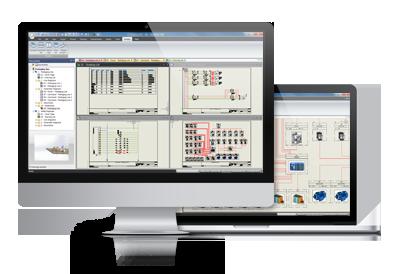 Elecworks Logiciel Tableau électrique Trace Software France