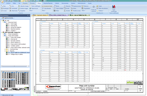 Hydraulic and pneumatic customizable specific reports