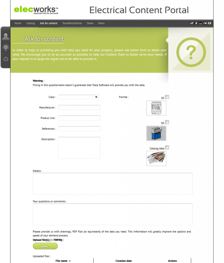 Electrical Software Content Portal Ecp Wiring Diagram Discover More Features