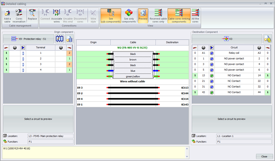 elecworks cable manager