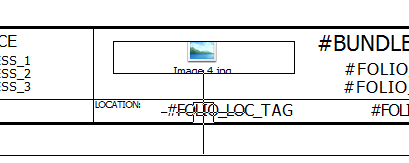 How to solve image problem in title block in elecworks
