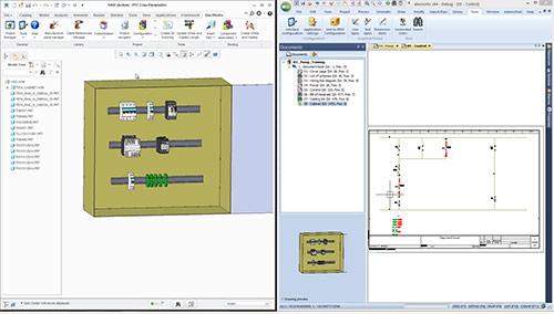 electro mechanical collaboration elecworks for ptc creo rh trace software com