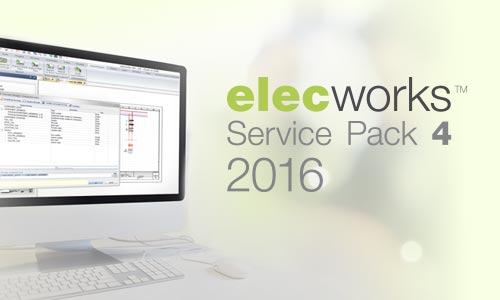 elecworks 2016 SP4 with new location reports