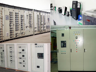 Electrical panels designed with elecworks by Groupelec