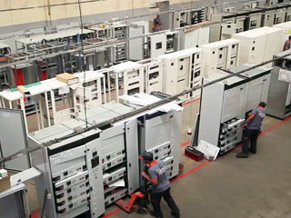Groupelec electrical workshops for building panels