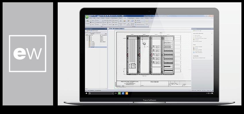elecworks electrical design CAD