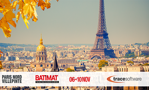 Trace Software International to Exhibit at Batimat