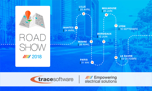 Trace Software is on tour again