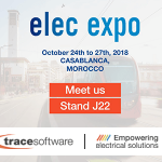 Trace Software International participates in Elec Expo