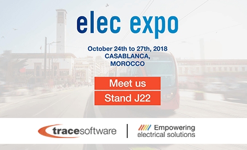Trace Software International confirms its participation in the next edition of Elec Expo