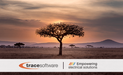 Solar Energy can light Africa up by Trace Software International