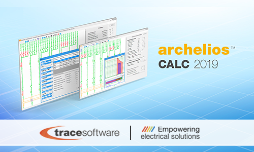 The latest version of archelios™ calc by Trace Software International