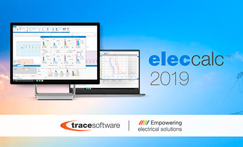 Trace Software International launches elec calc™ 2019