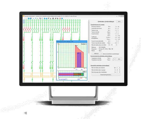 Archelios calc - PV installation calculation software