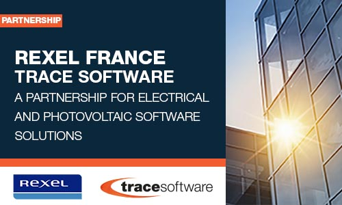 Trace Software and Rexel France