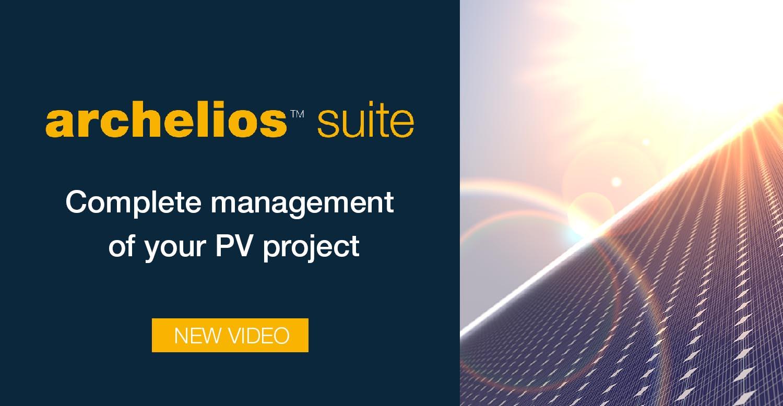 vidéo logiciel photovoltaïque