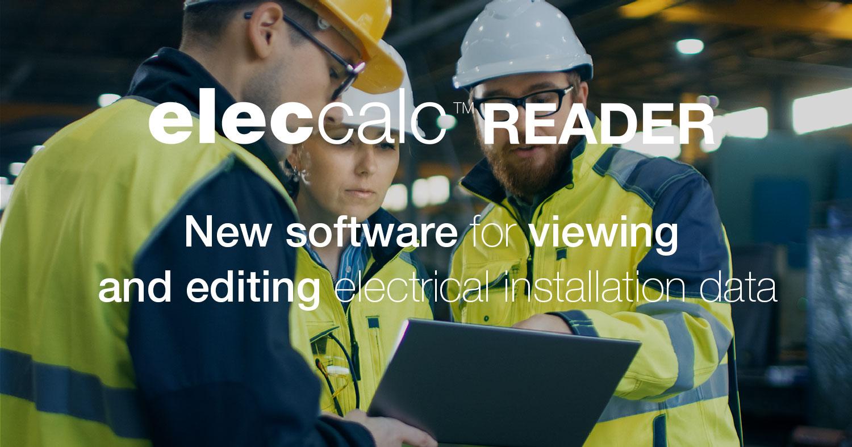 elec calc™ Reader